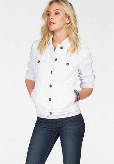 2019 am besten verkaufen online 2019 professionell Weiße Jeansjacke online kaufen | OTTO