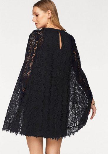 Siena Studio A-Linien-Kleid, mit Cape aus edler Spitze