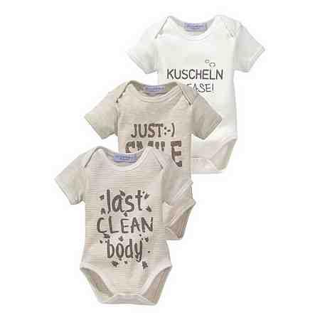 Baby Erstausstattung: Bodies