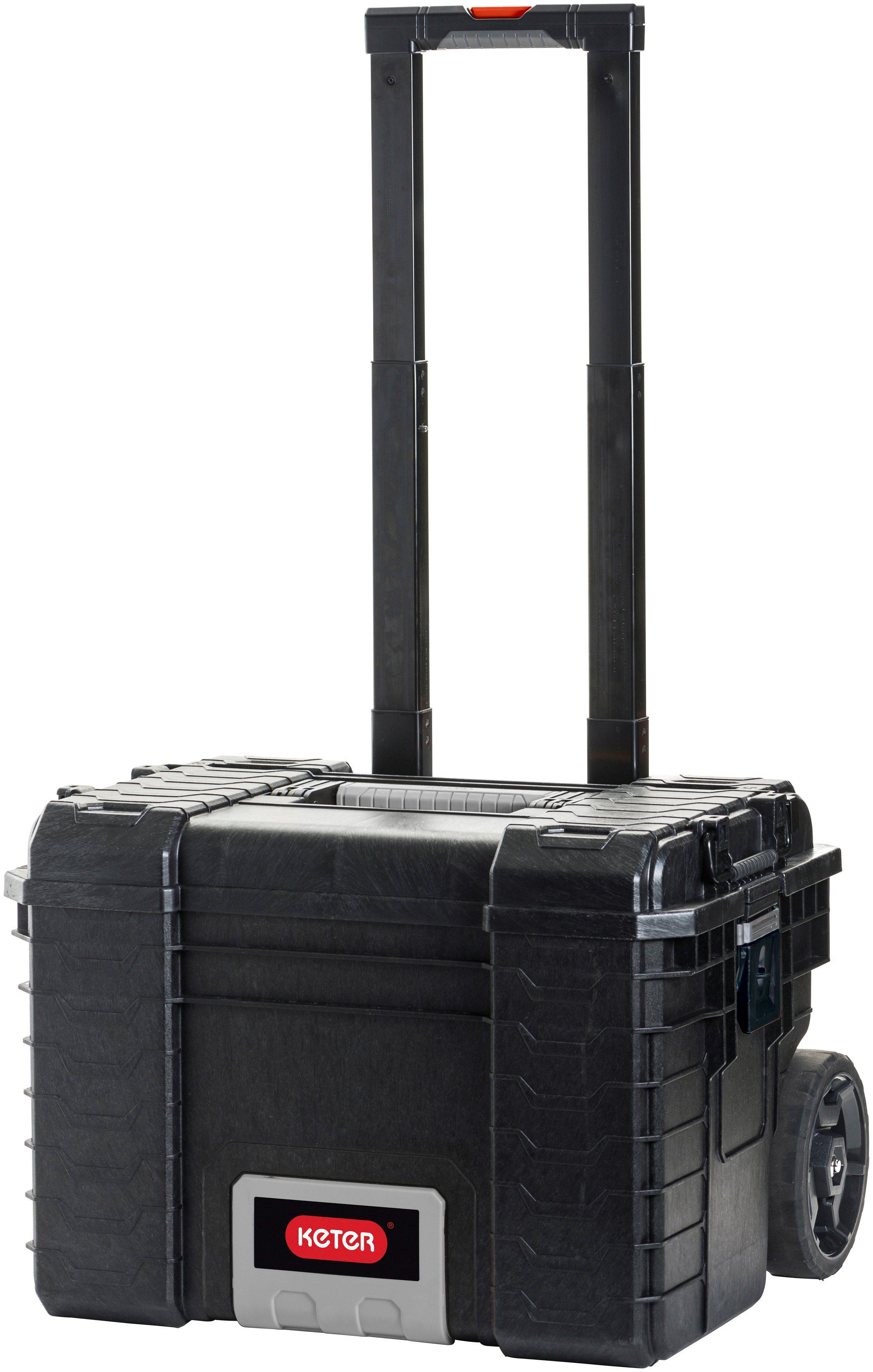 Keter Werkzeugtrolley »Pro Gear Cart«