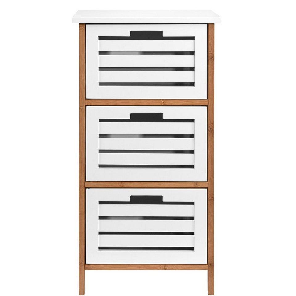 butlers white sands regal mit t ren kaufen otto. Black Bedroom Furniture Sets. Home Design Ideas