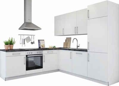 L-Küchen online kaufen » Winkelküchen & Eckküche | OTTO | {Küche kaufen l form 61}