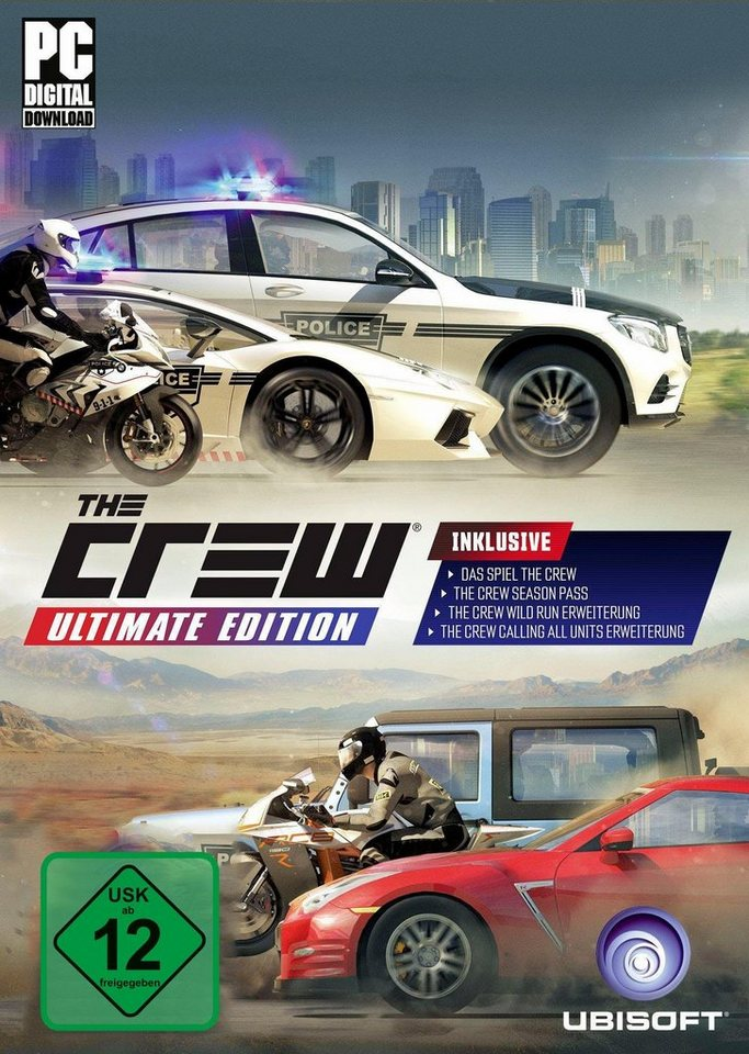 The Crew Ultimate Edition PC