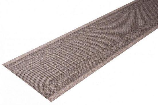 Läufer »Arabo«, Living Line, rechteckig, Höhe 7 mm, In- und Outdoor geeignet, Meterware