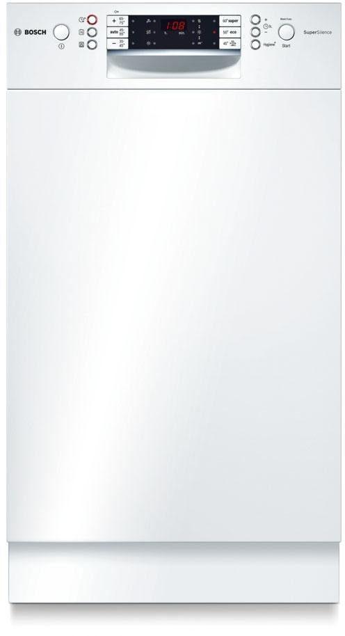 BOSCH Unterbaugeschirrspüler Serie 6 SPD69T82EU, A+++, 9,5 Liter, 10 Maßgedecke