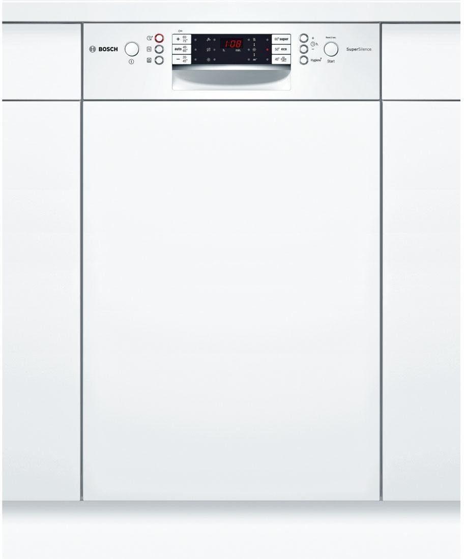BOSCH Teilintegrierbarer Geschirrspüler Serie 6 SPI69T82EU, A+++, 9,5 Liter, 10 Maßgedecke