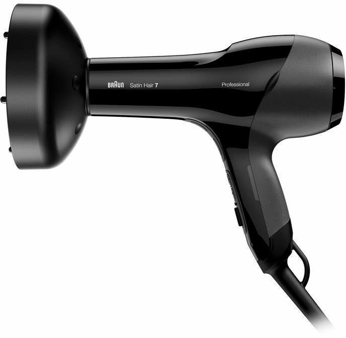 Braun Haartrockner Satin Hair 7 HD785, SensoDryer professioneller Haartrockner