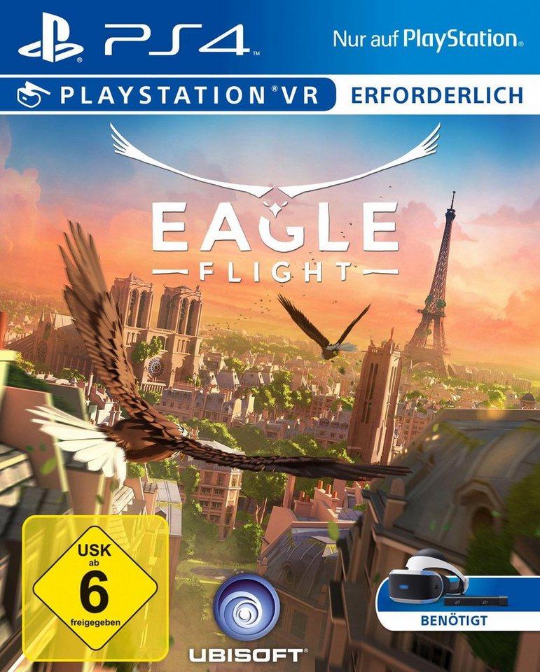 Eagle Flight PlayStation VR