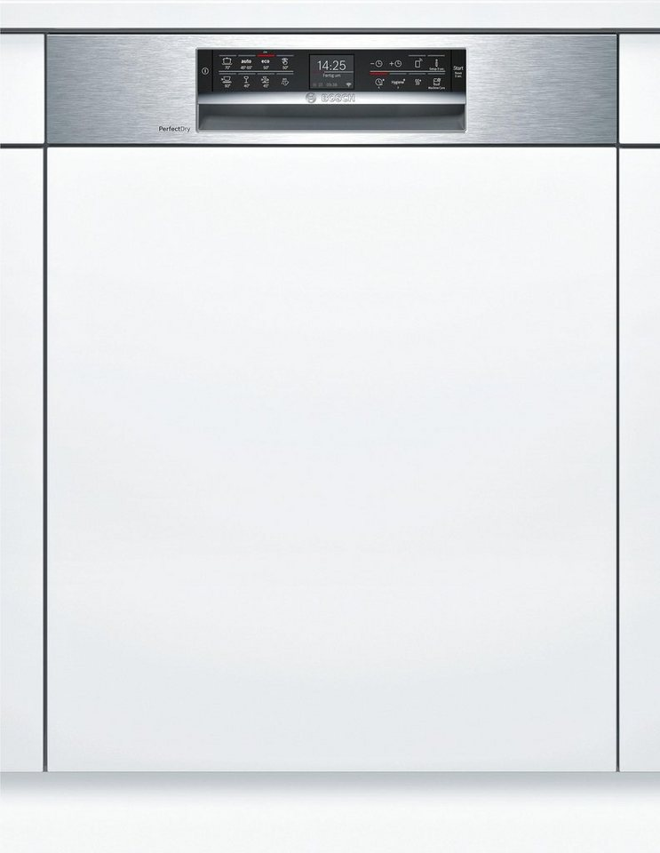 bosch teilintegrierbarer geschirrsp ler serie 6 serie 6 sbi68ts06e 9 5 l 14 ma gedecke online. Black Bedroom Furniture Sets. Home Design Ideas