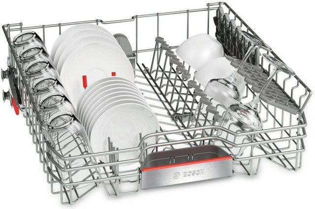 Küchengroßgeräte - BOSCH teilintegrierbarer Geschirrspüler Serie 6, Serie 6 SBI68TS06E, 9,5 l, 14 Maßgedecke  - Onlineshop OTTO