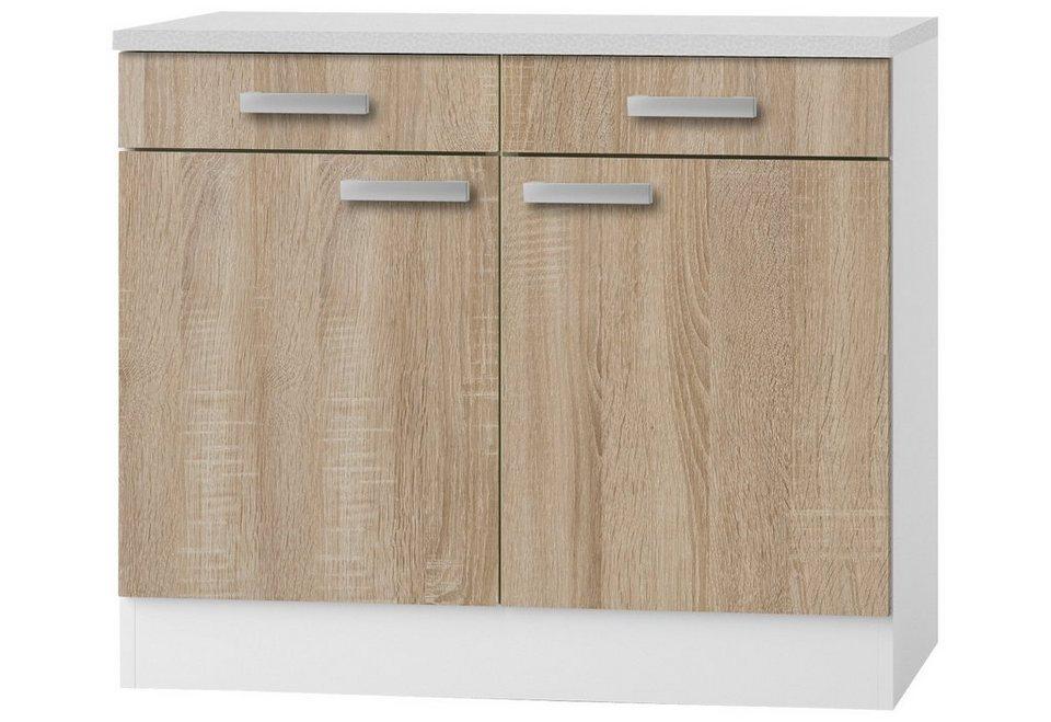 OPTIFIT Küchenunterschrank »Helsinki, Breite 100 cm« online kaufen ...