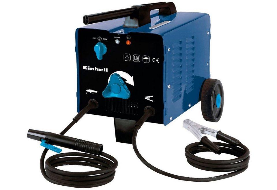 Schweißgerätezubehör »Stabelektroden« in blau