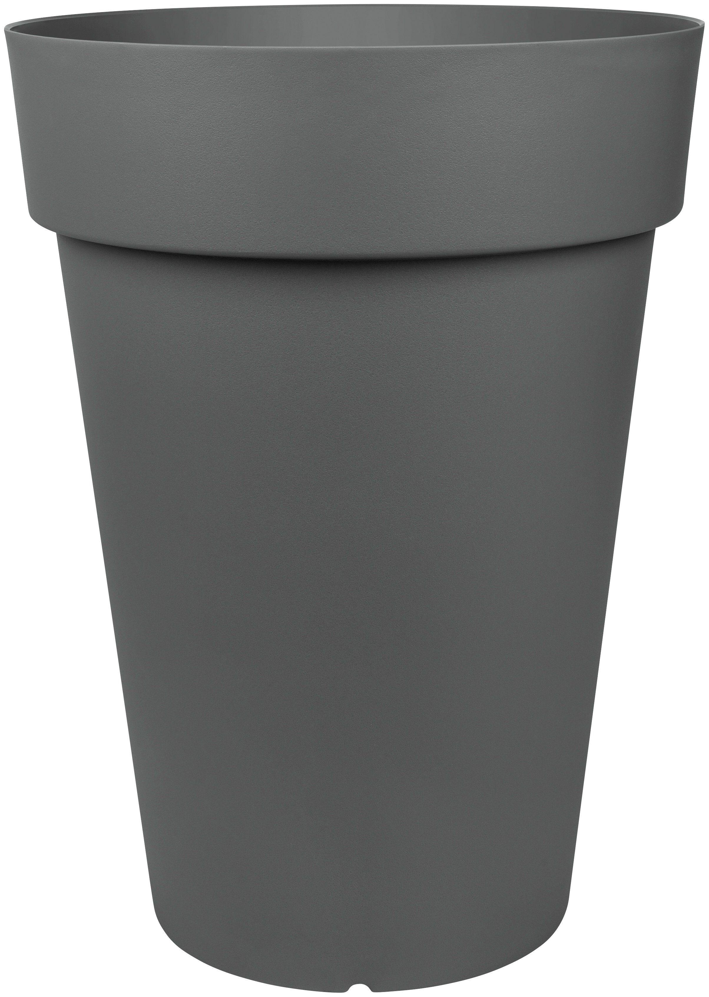 Emsa Blumenkasten »CITY CLASSIC Kübel«, Ø/H: 40/52 cm, granit