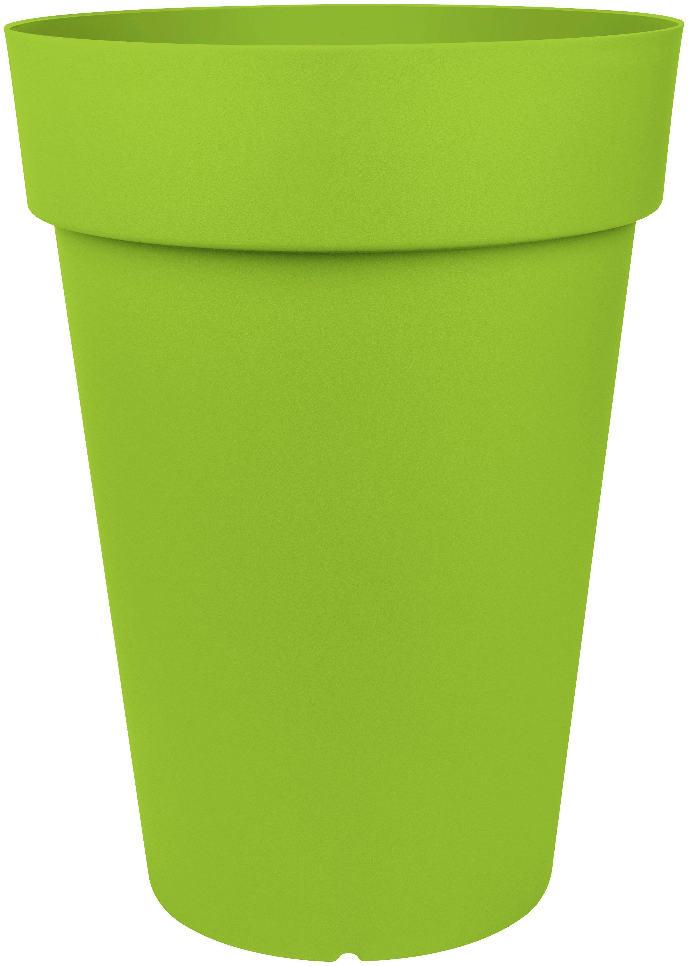 Blumenkasten »CITY CLASSIC Kübel«, Ø/H: 40/52 cm, grün