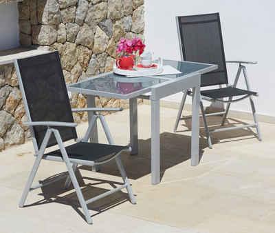 Gartenmöbel-Set schwarz online kaufen   OTTO