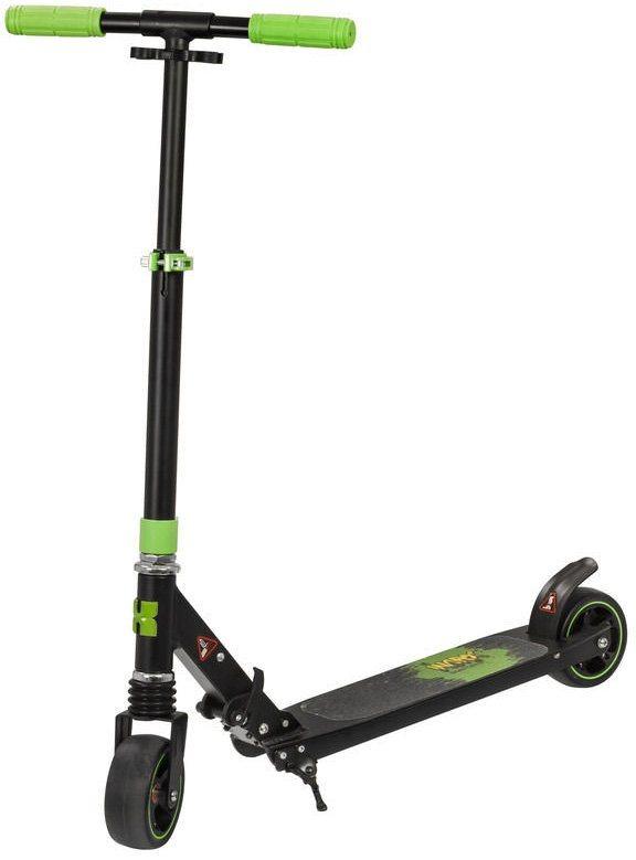 WORX Scooter, »5th Avenue Suspension« in schwarz-grün