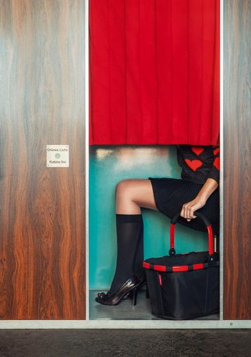 Reißverschluss L 22 »carrybag Innentasche Einkaufskorb 1 Reisenthel® Mit Frame« AtI8qxw