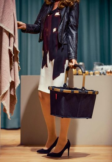 L »carrybag 22 Reisenthel® Innentasche 1 Einkaufskorb Mit Reißverschluss Frame« xq5ww71fI