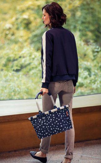 Mit L Einkaufskorb Innentasche 22 Reißverschluss 1 »carrybag« Reisenthel® AYd1txx