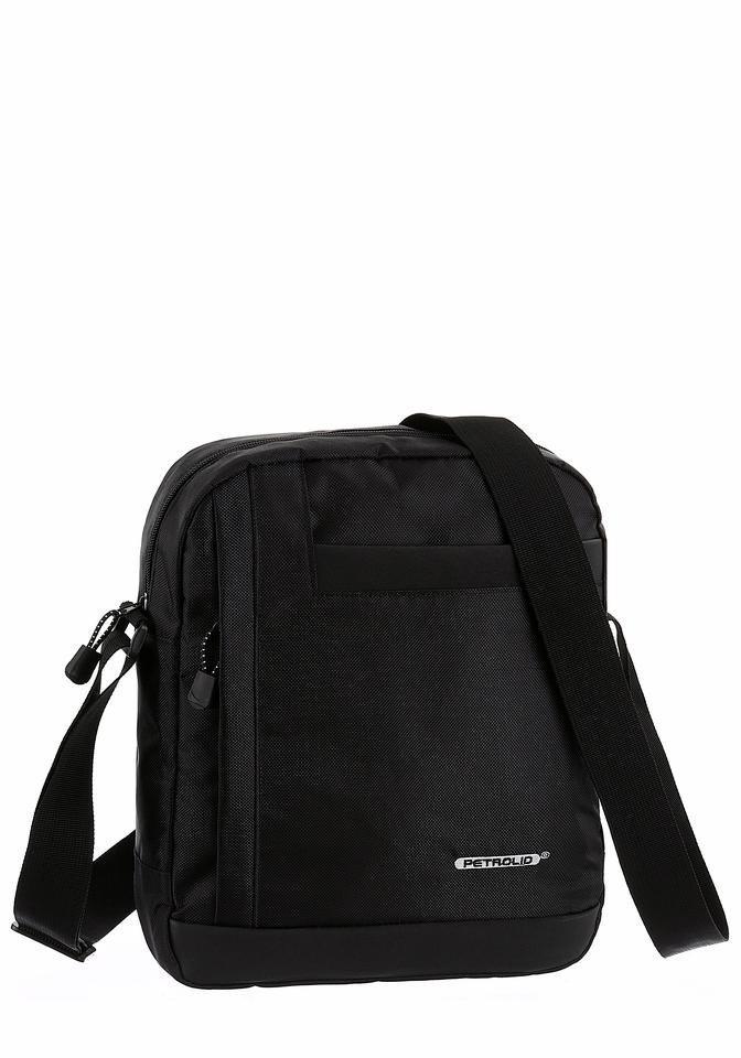 PETROLIO Umhängetasche, praktische Crossbody Bag zum Konzert, Festival oder Städtetrip - Preisvergleich