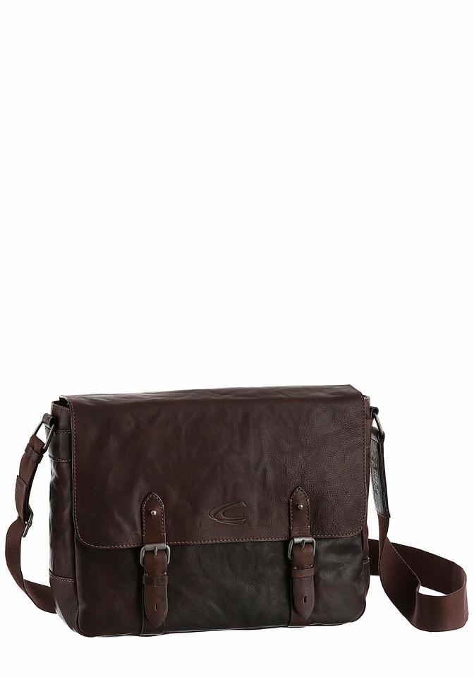 camel active Messenger Bag »KANSAS« in braun