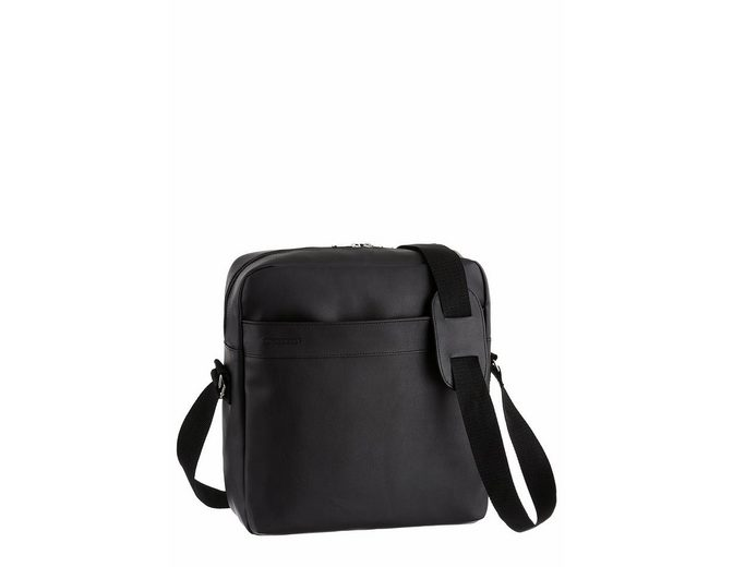 PETROLIO Messenger Bag, crossbody in praktischer Größe