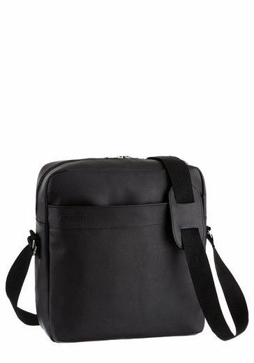 PETROLIO Messenger Bag, crossbody in praktischer Größe