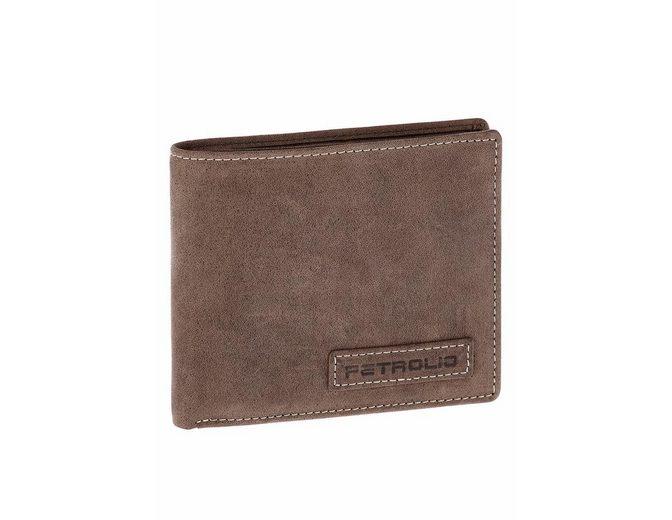 PETROLIO Geldbörse in Geschenkbox