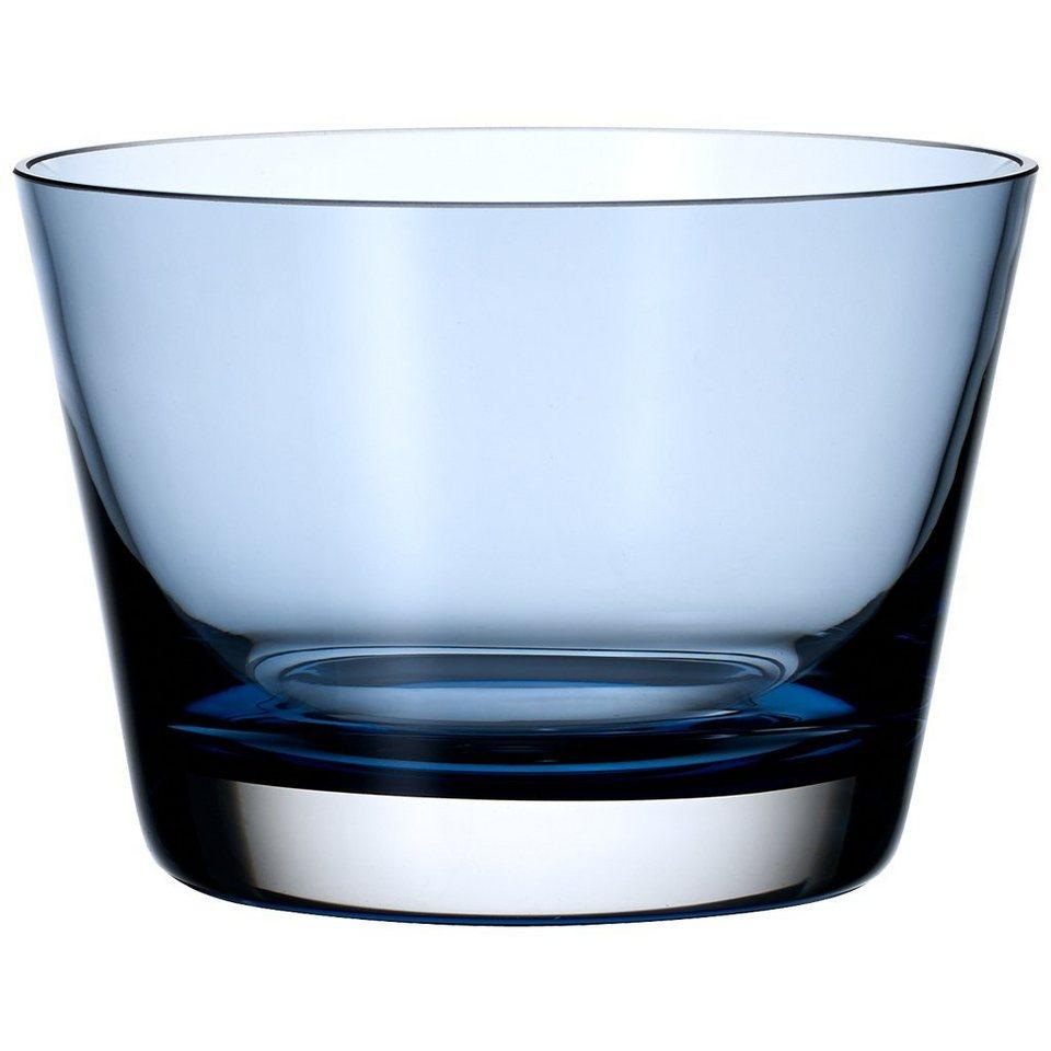 VILLEROY & BOCH Schale midnight blue 120x84mm »Colour Concept« in Dekoriert