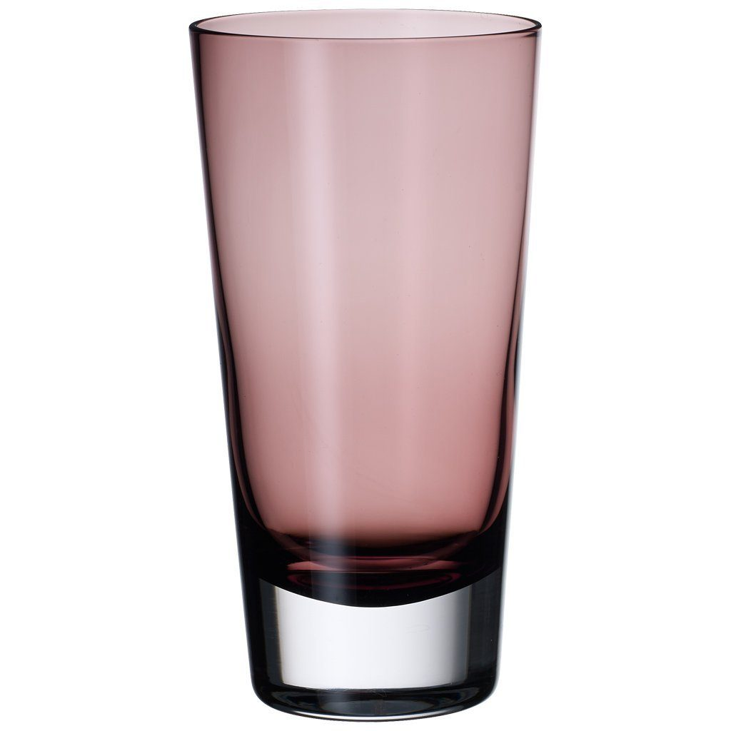 VILLEROY & BOCH Longdrinkbecher burgundy 160mm »Colour Concept«