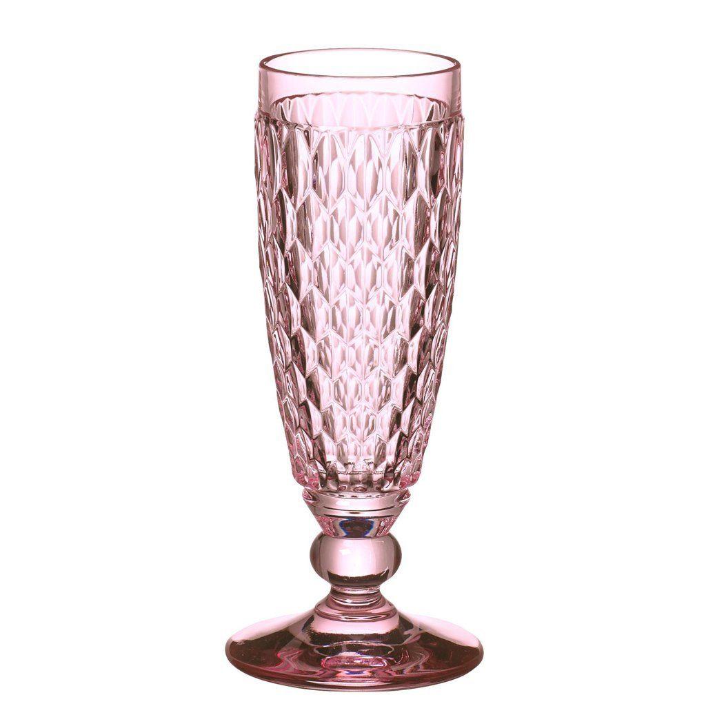 Villeroy & Boch Sektglas rose 163mm »Boston coloured«