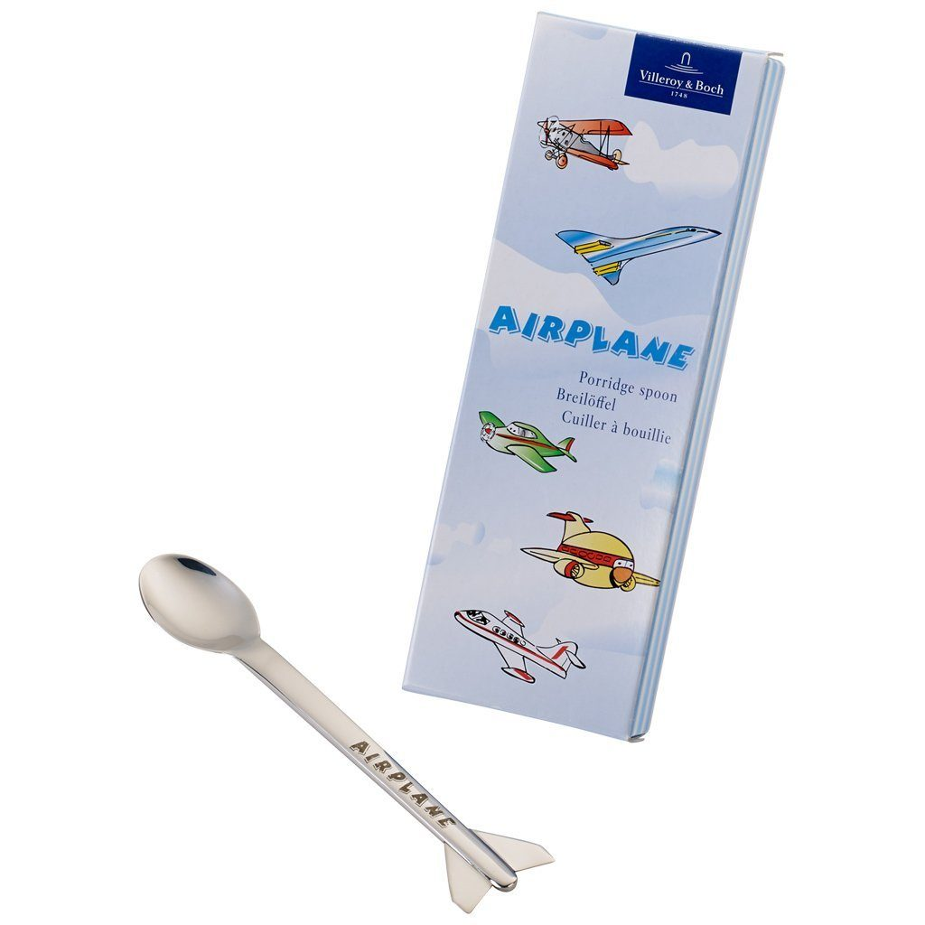 Villeroy & Boch Breilöffel Airplane 185mm »Kid's Dining«
