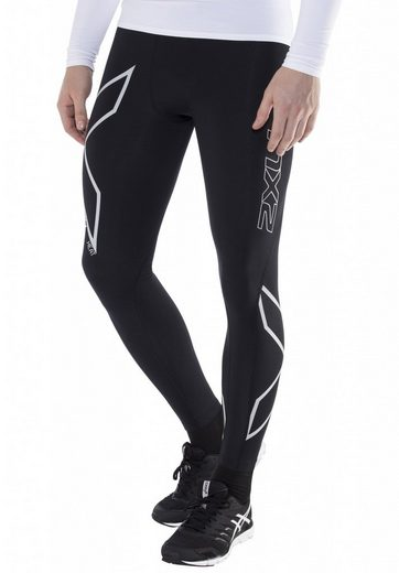 2xU Laufhose Ignite Compression Tights Men