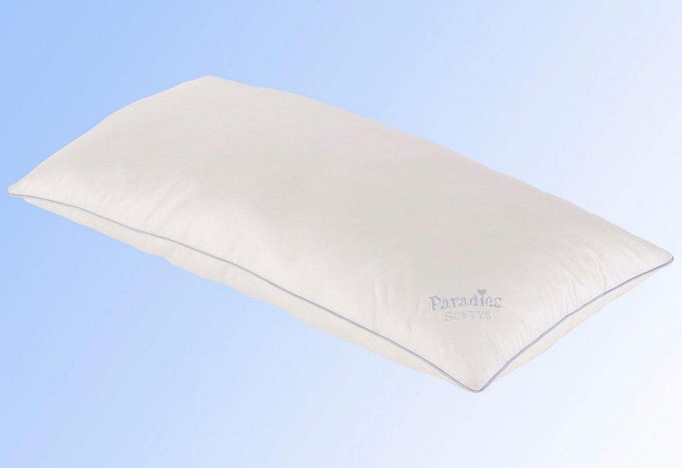 Microfaserkopfkissen, Paradies, »Softy Tip medium«