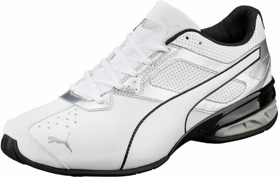 PUMA »Tazon 6« Laufschuh in weiß