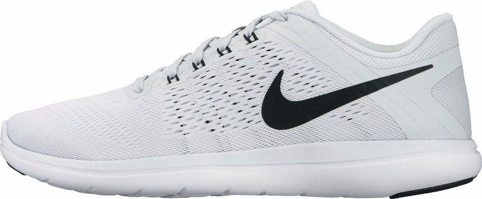 Nike »Flex Run 2016 Wmns« Laufschuh in weiß