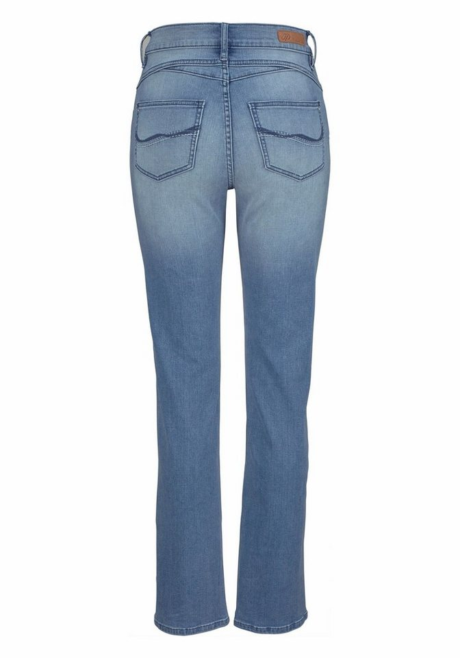 Paddock´s Straight-Jeans »Kate«, High-waist