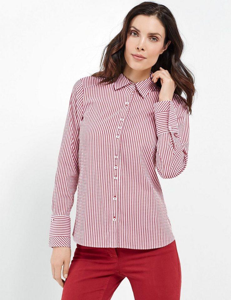 gerry weber blusen online gerry weber gerry weber blouse 96156 31787 kleding dames gerry weber. Black Bedroom Furniture Sets. Home Design Ideas