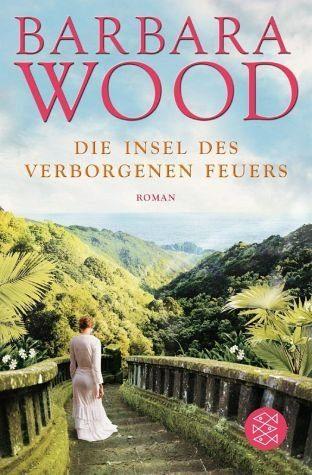 Broschiertes Buch »Die Insel des verborgenen Feuers«