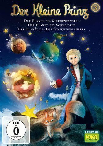 DVD »Der kleine Prinz - Vol. 3«