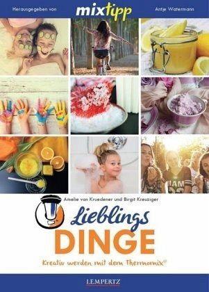 Broschiertes Buch »Mixtipp: Lieblingsdinge«