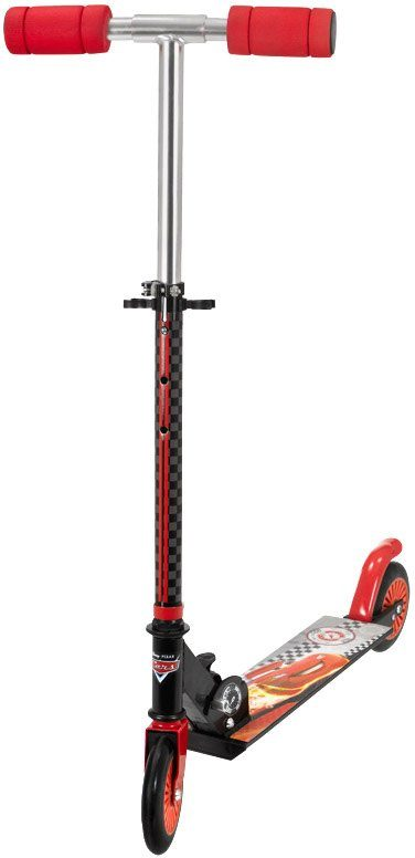 Powerslide Roller für Jungen, »Cars Scooter 125 mm«