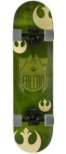 Powerslide Skateboard für Jungen, »Star Wars Falcon Cruiser«