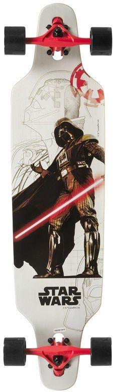 Powerslide Longboard für Jungen, »Star Wars The Machine«