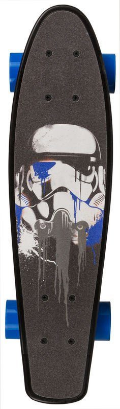 Powerslide Skateboard für Jungen, »Star Wars Juicy Fading Stormtrooper«