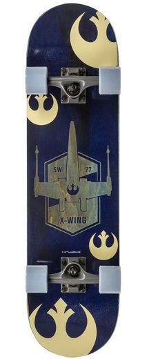 Powerslide Skateboard für Jungen, »Star Wars X Fighter Cruiser«