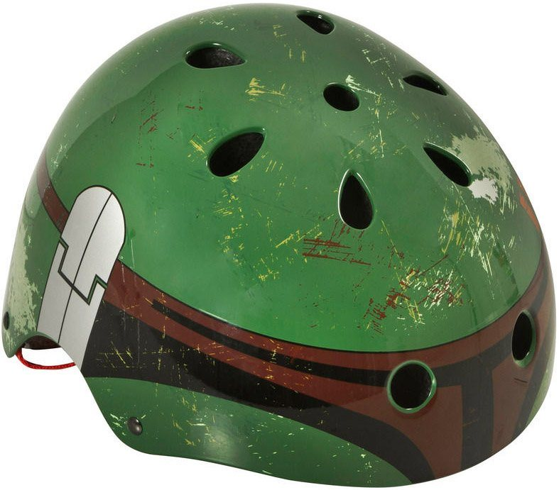 Powerslide Helm für Jungen, »Star Wars Helmet Boba«