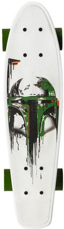 Powerslide Skateboard für Jungen, »Star Wars Juicy Fading Boba«