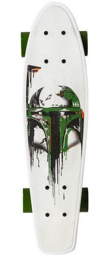 Powerslide Skateboard für Jungen, »Star Wars Juicy Fading Boba«