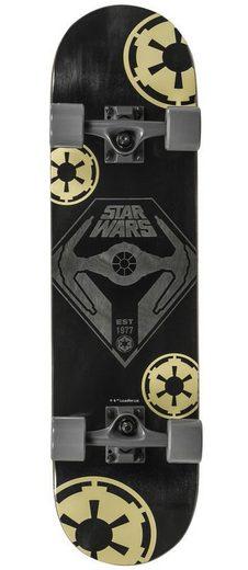 Powerslide Skateboard für Jungen, »Star Wars Tie Fighter Cruiser«